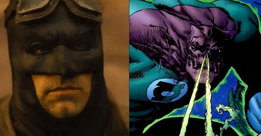 'Justice League': New Zack Snyder Cut Concept Art Shows Off Green Lantern Kilowog