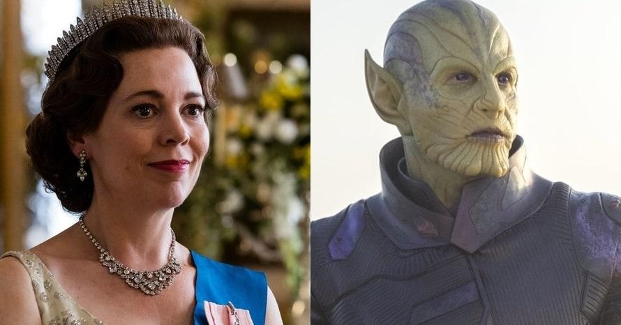 'Secret Invasion': Olivia Colman In Talks To Join Marvel's Disney Plus Series