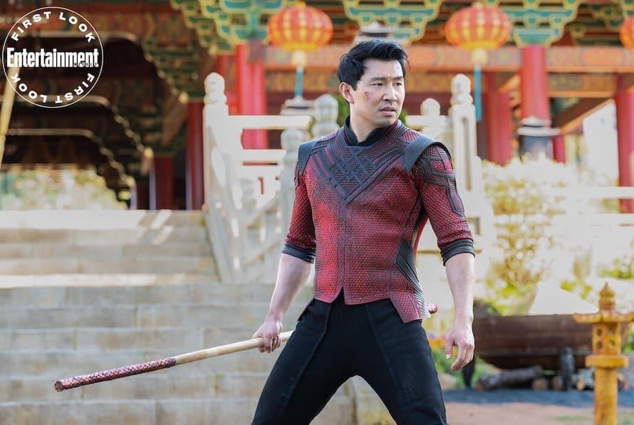 Shang-Chi Marvel Simu Liu