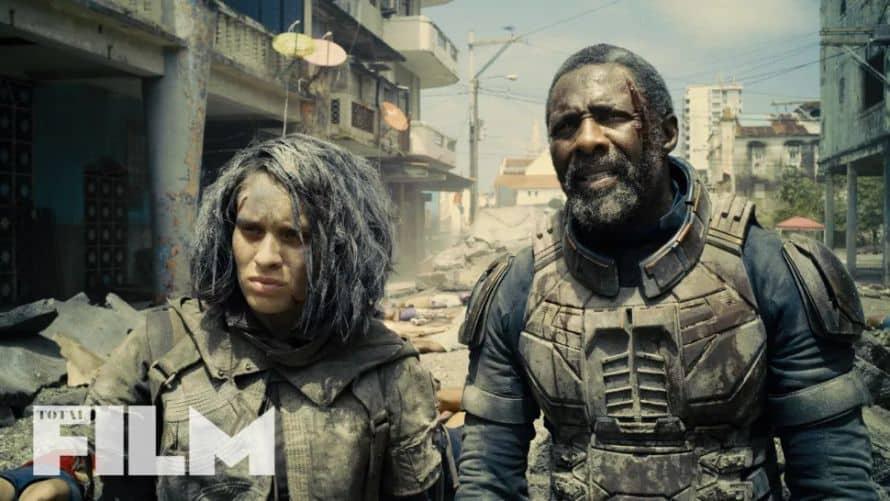 The Suicide Squad Daniela Melchior Ratcatcher Idris Elba Bloodsport