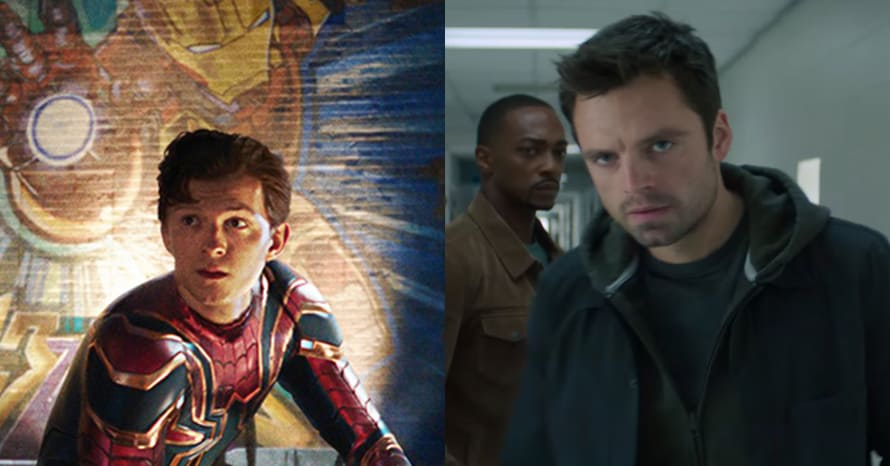 New Set Photo From Tom Holland's 'Spider-Man 3' Ties To 'The Falcon and The Winter Soldier'