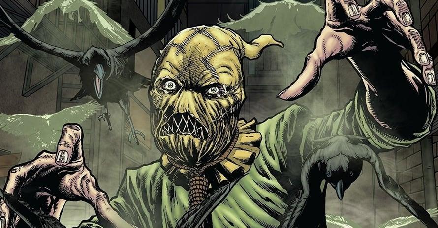 Vincent Kartheiser Scarecrow Titans HBO Max Mad Men
