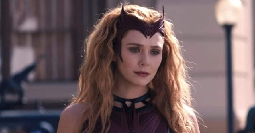 Elizabeth Olsen Bends Reality As Scarlet Witch In New Hyundai Ad
