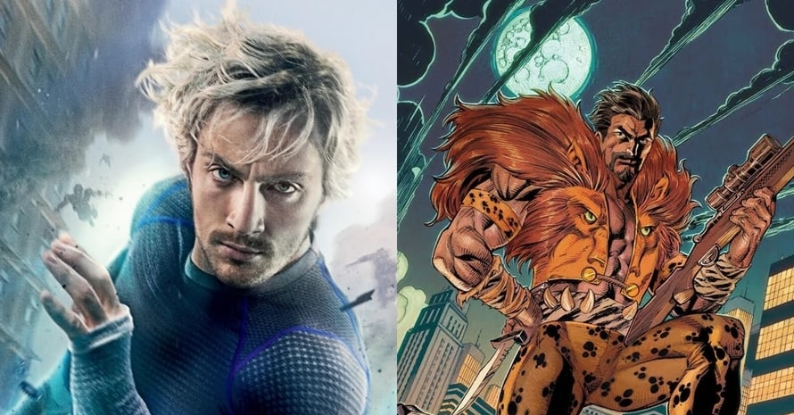 Sony Taps 'Avengers' Star Aaron Taylor-Johnson For 'Kraven The Hunter'