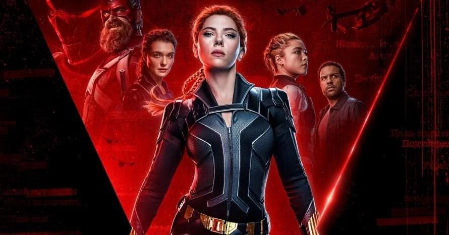 Black Widow Scarlett Johansson MTV