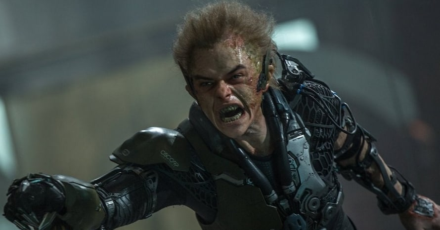 Dane DeHaan The Amazing Spider-Man 2 Green Goblin