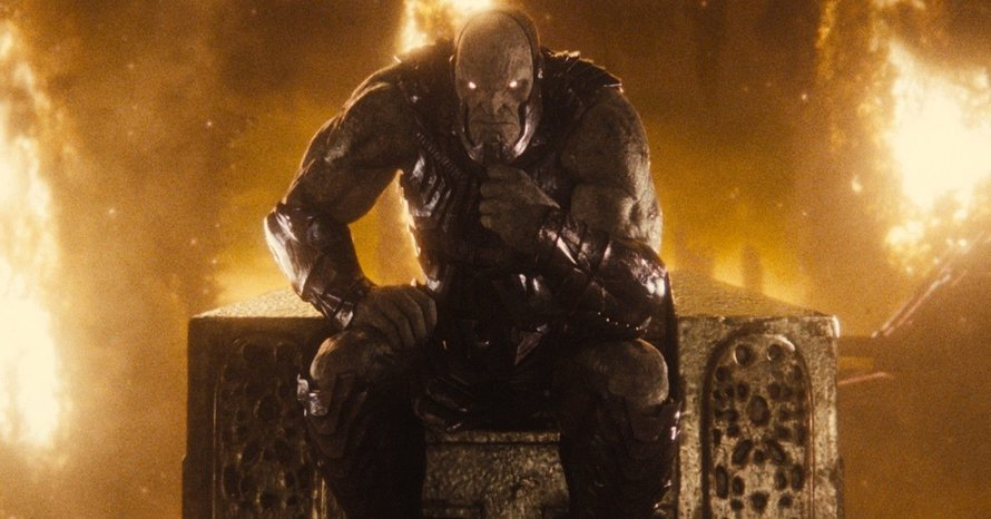 Darkseid Zack Snyder's Justice League DC Apokolips