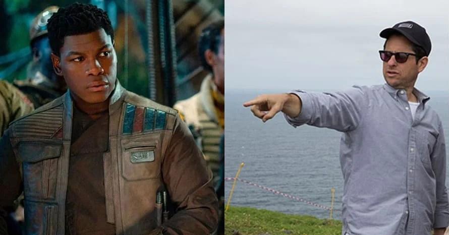 John Boyega Would Return To 'Star Wars' If J.J. Abrams Was Involved