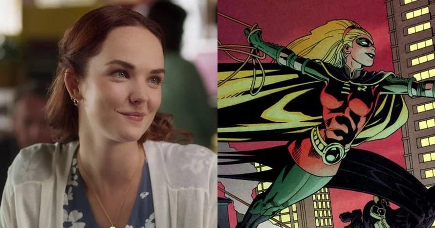 Stephanie Brown Batwoman Morgan Kohan The CW
