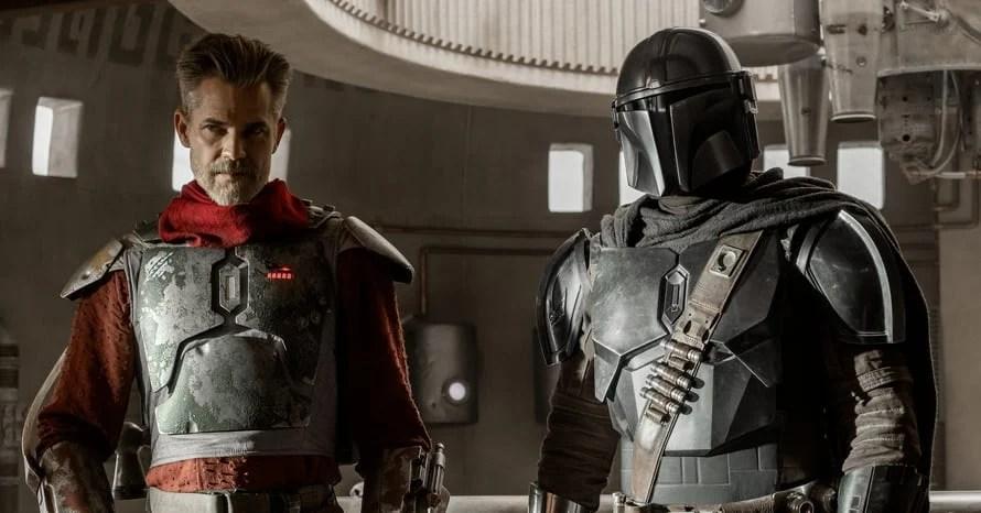 The Mandalorian Cobb Vanth Timothy Olyphant Pedro Pascal Star Wars