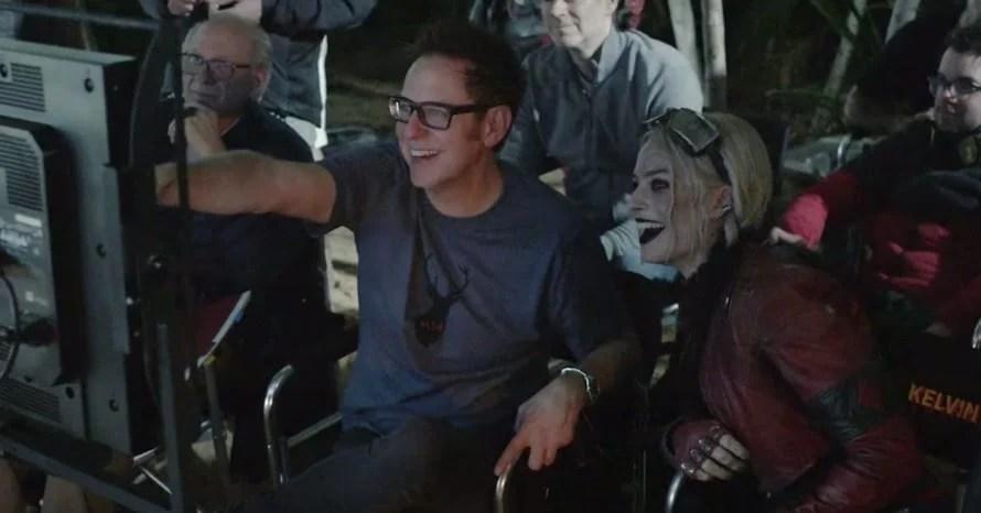 The Suicide Squad James Gunn DC