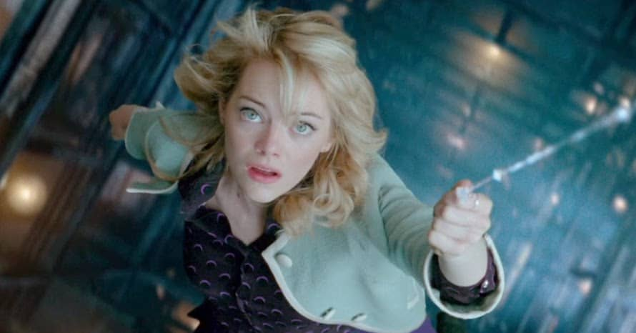 Gwen Stacy Emma Stone Spider-Man: No Way Home
