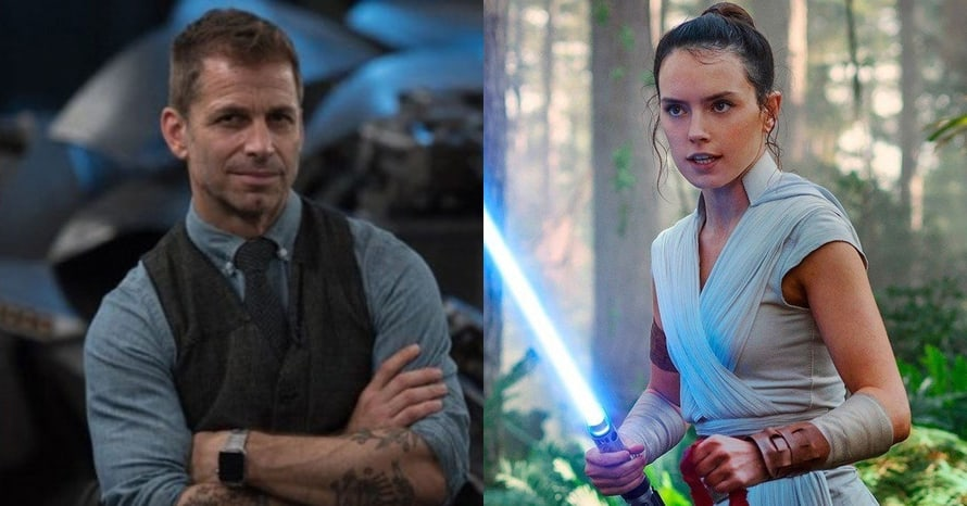 'Justice League' Director Zack Snyder Reveals If He'd Direct 'Star Wars'