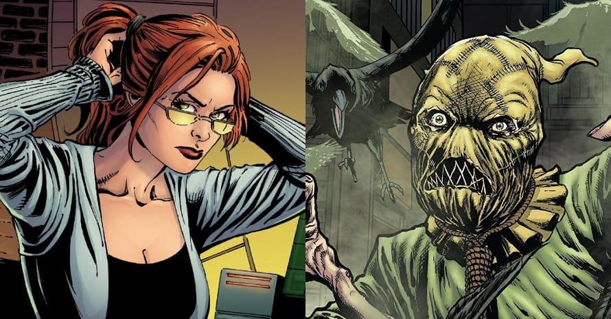 'Titans' Season 3 First Look Photos Reveal Scarecrow & Barbara Gordon
