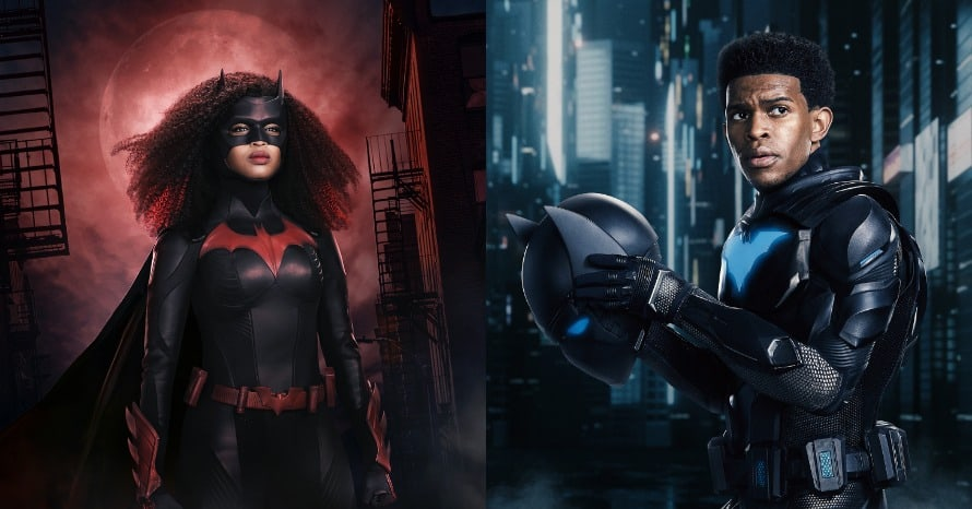 Batwoman Javicia Leslie Camrus Johnson Luke Fox Batwing The CW