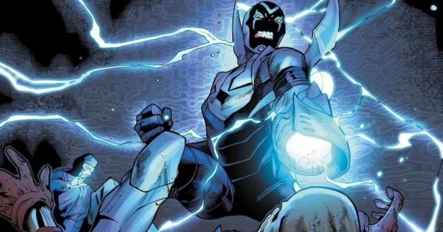 DC's Upcoming 'Blue Beetle' Film May Be Heading To HBO Max