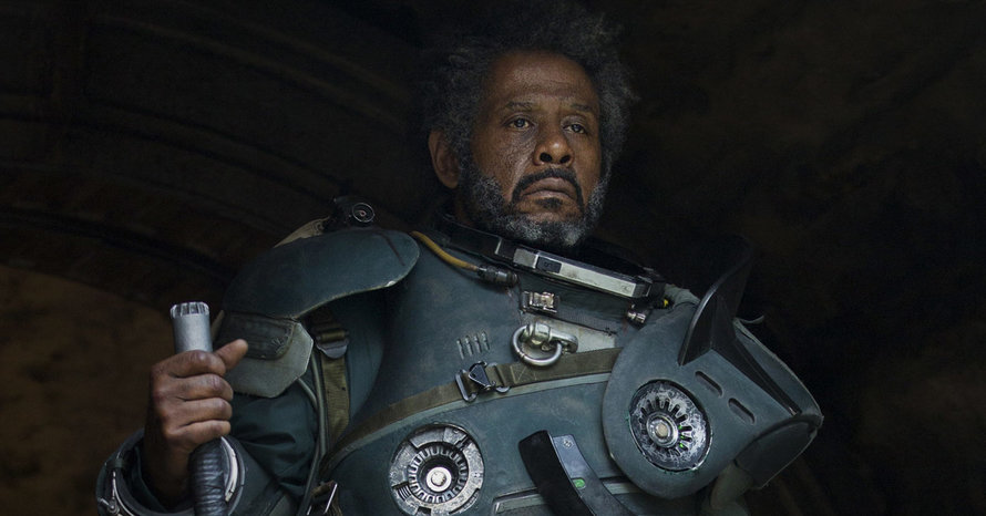 'Andor' Star Teases 'Juicy Scene' With Forest Whitaker's Saw Gerrera