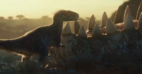 Teaser For 'Jurassic World: Dominion' IMAX Preview Released