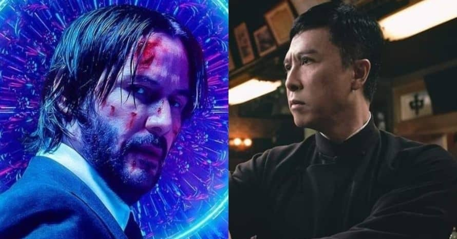 'John Wick 4' Adds Donnie Yen To Upcoming Keanu Reeves Film