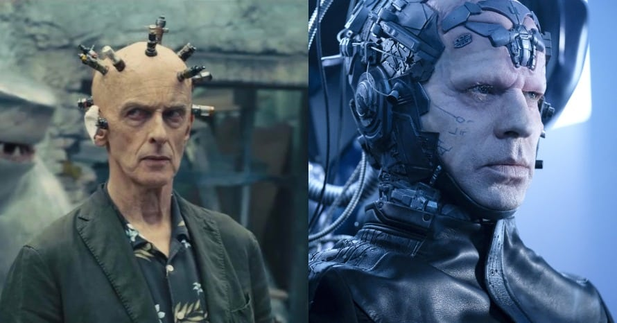 'The Flash' Star Neil Sandilands Comments On Peter Capaldi's Thinker