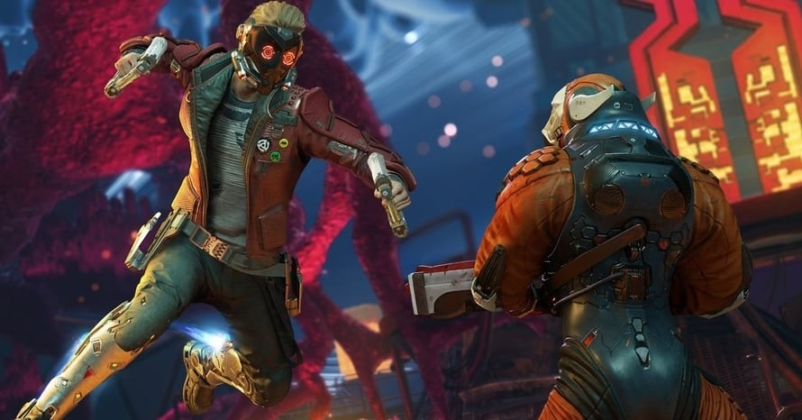 Square Enix Drops Trailer For New 'Guardians Of The Galaxy' Video Game