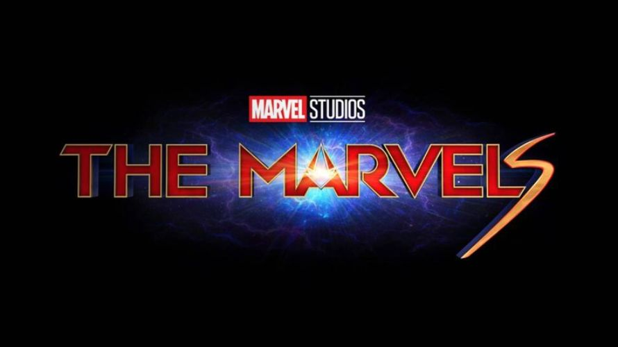 The Marvels Logo 2 Brie Larson