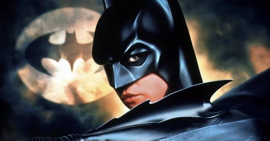 Val Kilmer Celebrates 'Batman Forever' On 26th Anniversary