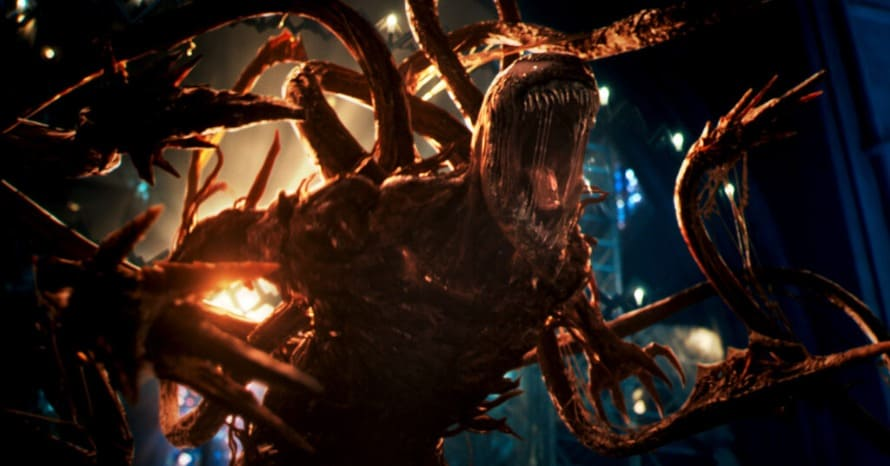 'Venom: Let There Be Carnage' Merchandise Shows New Look At Woody Harrelson's Villain