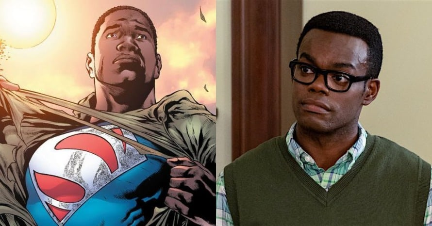 William Jackson Harper Wants To Play Superman In The DC Reboot