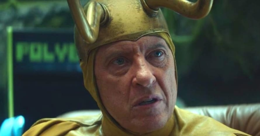 Richard E. Grant Reveals His First Reaction To The Classic 'Loki' Suit