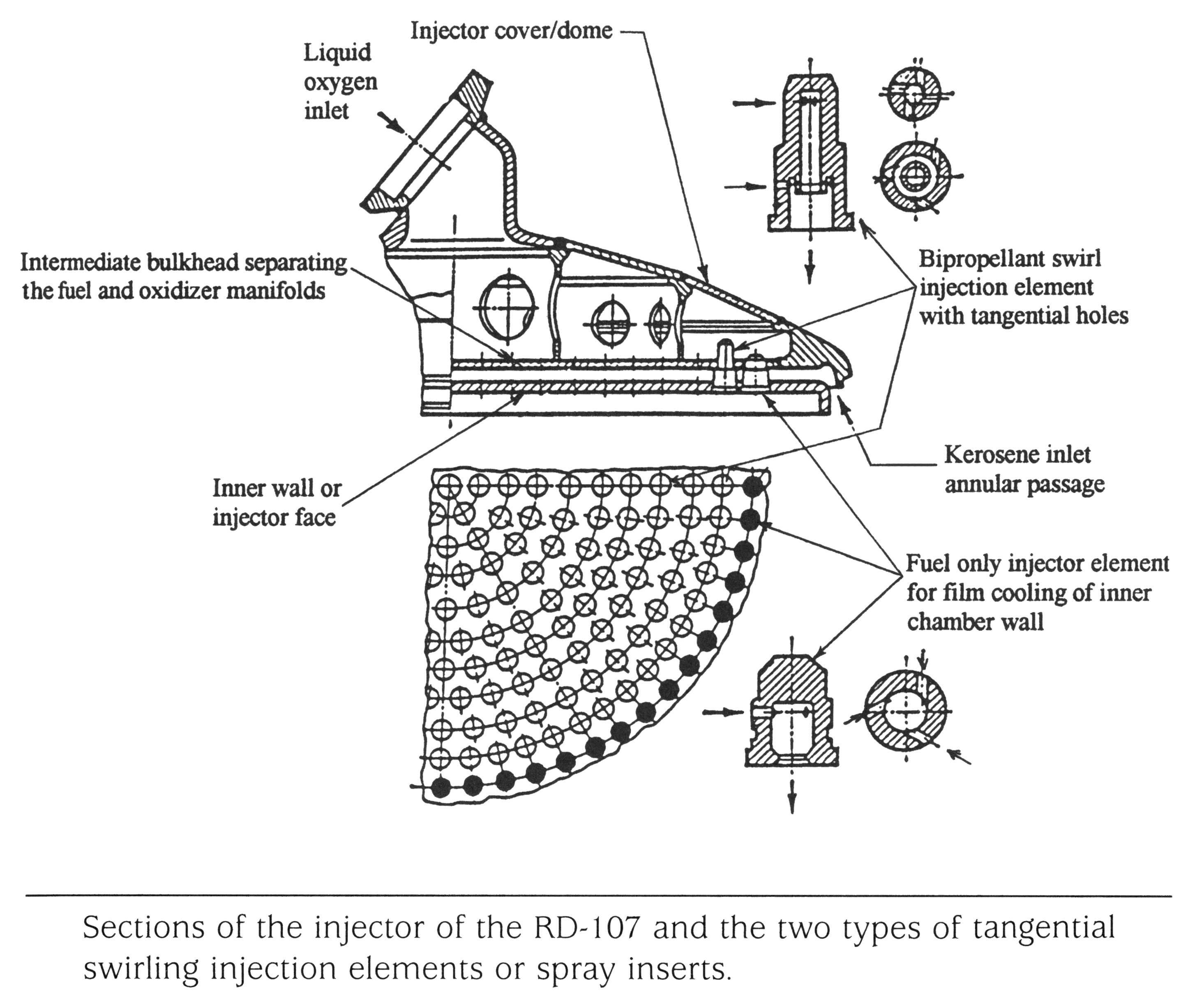 Rd 107 Injector