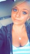 Megan blue eyes