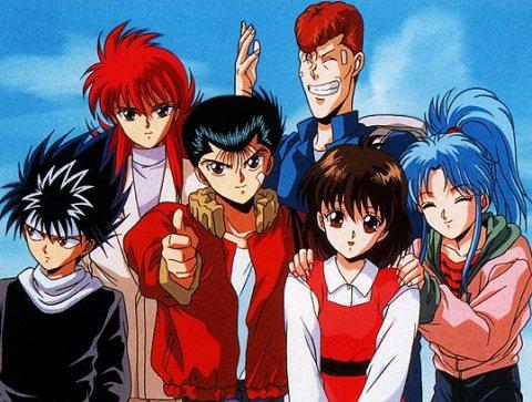 Yu Yu Hakusho: O anime perfeito | Clássico da Manchete ...