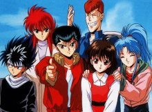 yu yu hakusho foto final da carta