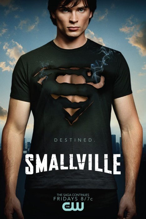 Smallville Tom Welling Superman Clark Kent
