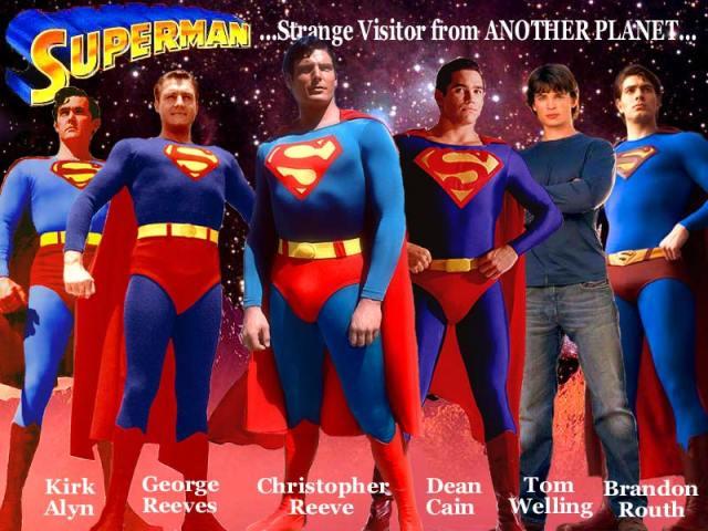 Superman live action