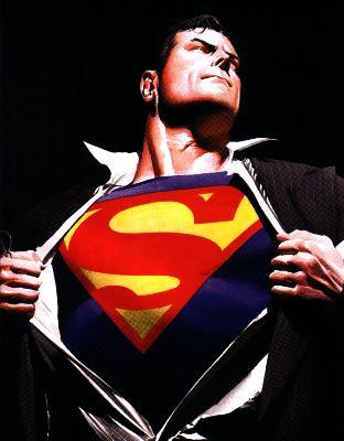 superman alex ross