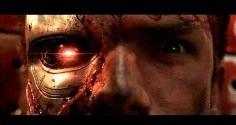 Olho de Kano Mortal Kombat Legacy