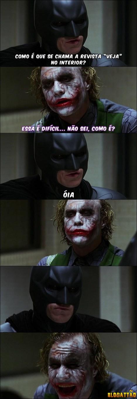 Batman e Coringa veja