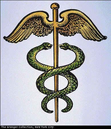 Simbolo da medicina