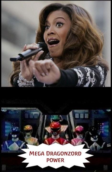 Power Rangers Rock