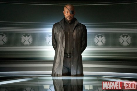 Nick Fury Avengers movie