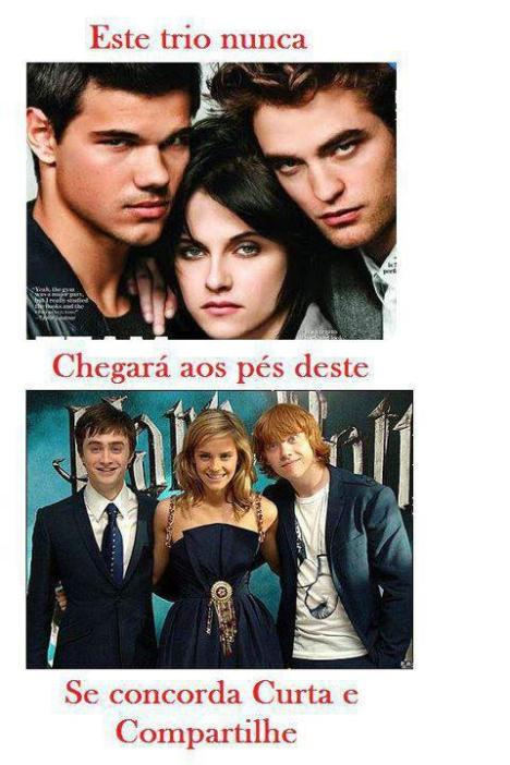 Tio HP vs Crepusculo