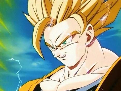 Goku super saiyajin sayan