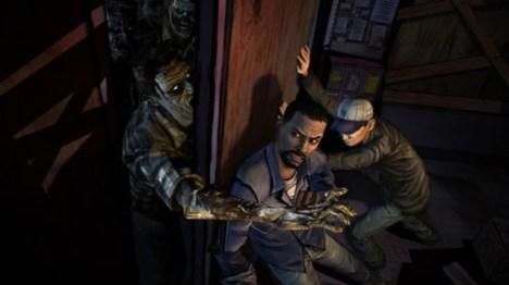 The Walking Dead o jogo