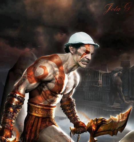 kratos seu madruga