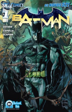 Batman novos 52 new