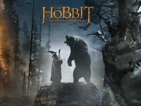 hobbit beorn e gandalf