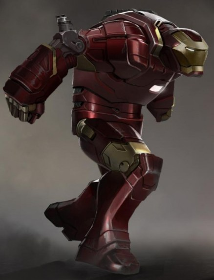 homem de ferro 3 armadura hulk buster