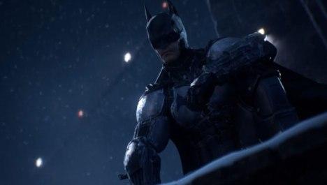 Batman arkhan origins
